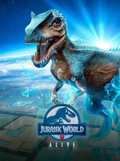 Join Jurassic World Alive Esports Tournaments | Game.tv