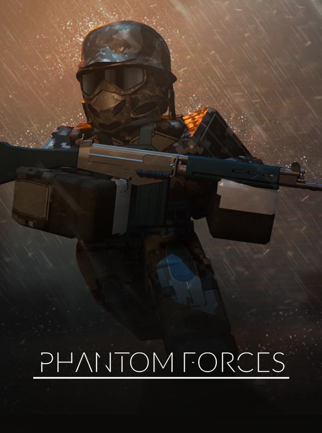 Roblox Phantom Forces Equipment